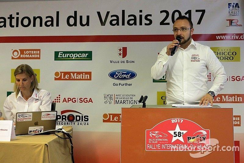Tutto pronto per la 58esima edizione del Rallye du Valais!
