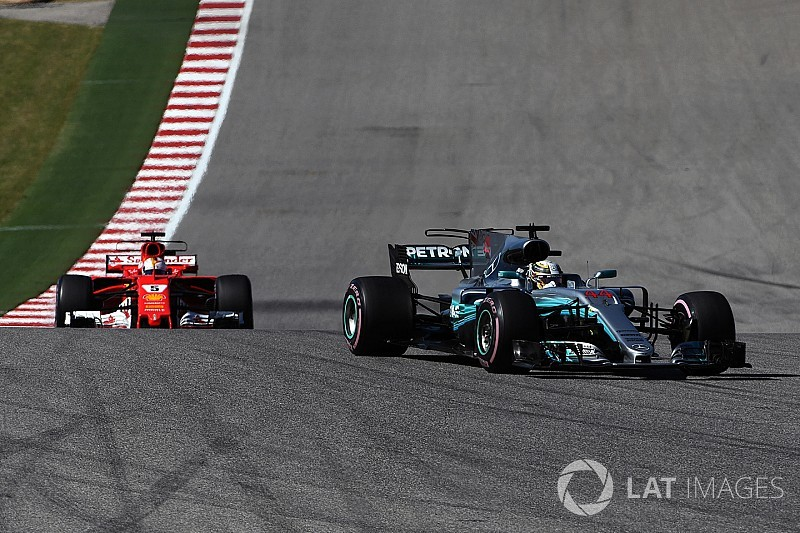 Ecclestone: Mercedes helped Ferrari become title rival