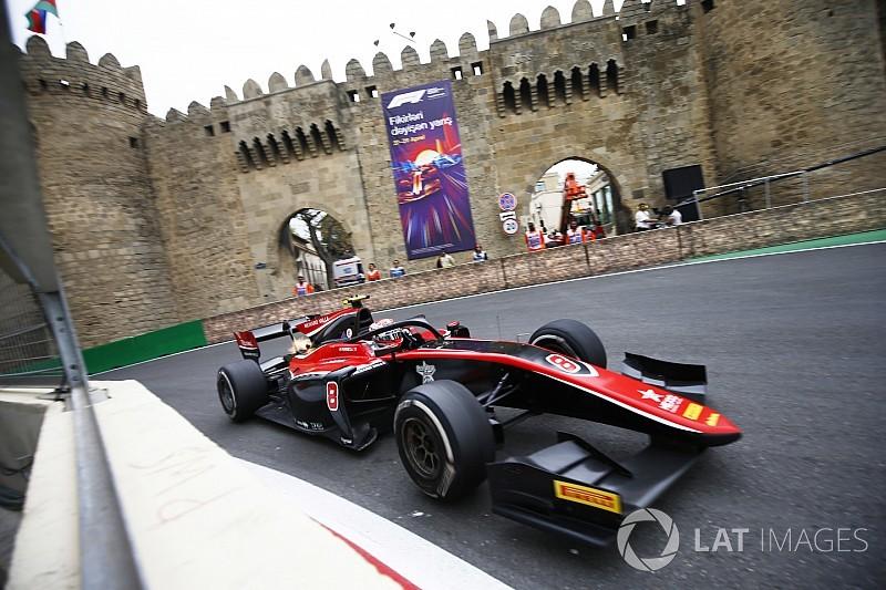 Russell bate Sette Câmara e vence corrida 2 em Baku