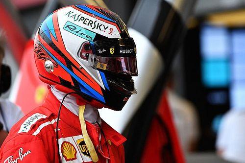 """Raikkonen, 6º, lamenta """"cagada"""" em sua última volta"""