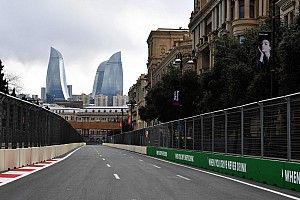 Онлайн Гран При Азербайджана: первая тренировка