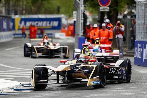 ePrix Paris: Vergne Juara, Bird finis dramatis