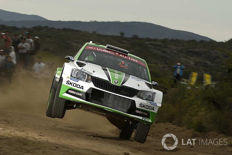 Rovanpera hospitalised after Rally Argentina crash