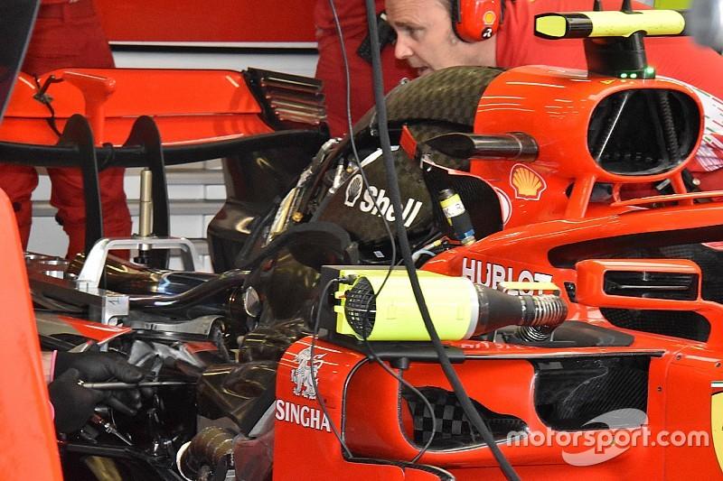 Menthető Räikkönen második motorja, de nem kapja meg időben az új fejlesztéseket