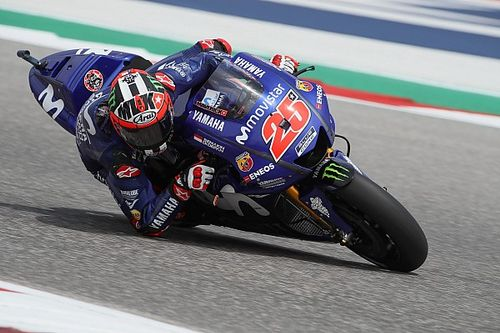 Marquez wary of Vinales threat in Austin