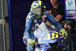 """Valentino: """"La Honda è preoccupante, va bene in tutte le condizioni"""""""
