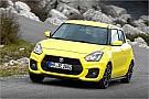 Automotive Test: Suzuki Swift Sport 2018