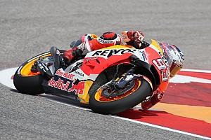 MotoGP Prove libere Austin, Libere 4: Marquez è il riferimento, ma Vinales è vicino