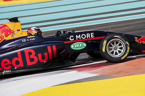 Кари впервые в карьере выиграл гонку GP3