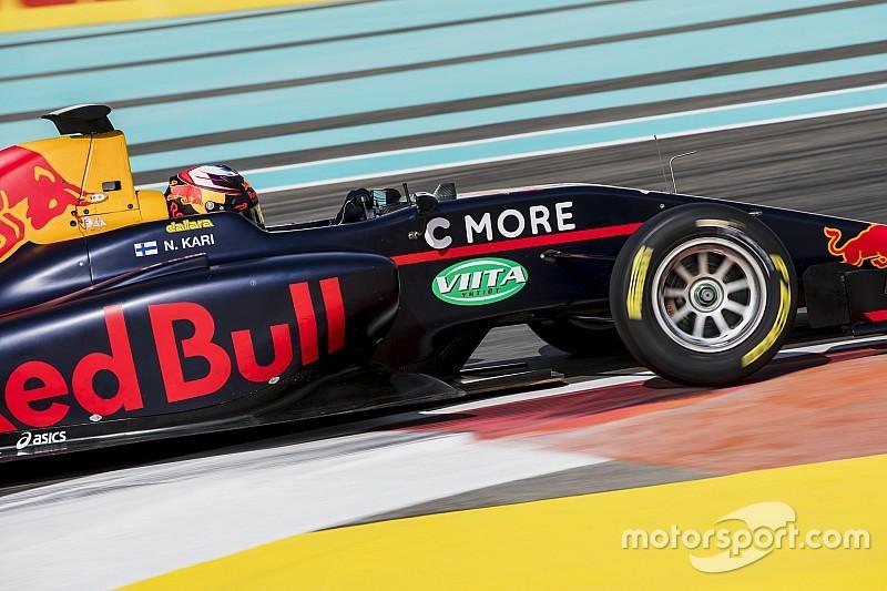 GP3レース1:ニコ・カリがGP3初優勝。福住スタート失敗が響き15位
