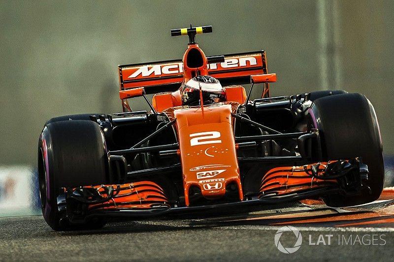 Вандорн сравнил управляемость McLaren с раллийной машиной