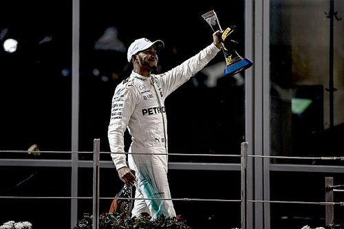 Hamilton: Şampiyon olduktan sonra %100 performansımda değildim