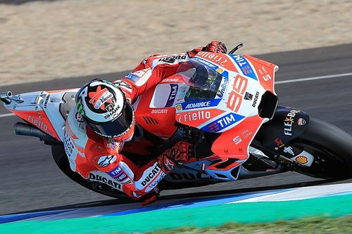 """Ducati: Last-minute testing rule change was """"disrespectful"""""""
