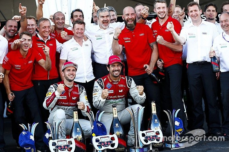 McNish : Audi Champion? On aurait dit que vous étiez fou!