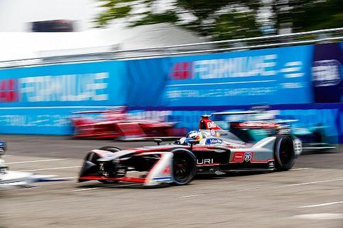 Fórmula E hace un homenaje a Mario Kart