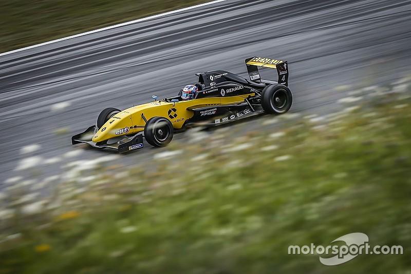 FR2.0 Spa: Martins wint vanaf plek vijf, Verschoor tiende