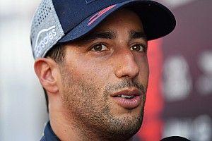 Риккардо о контракте с Red Bull: Надеюсь все закончить в начале следующей недели