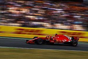 Mercedes afirma estar perdiendo medio segundo en recta con Ferrari