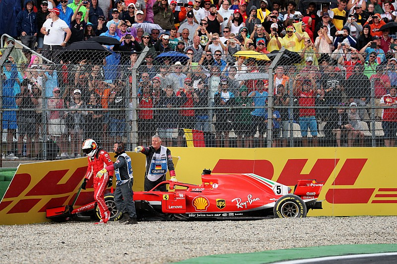 """Ferrari: """"Fontos lett volna, hogy nyerjünk…"""""""