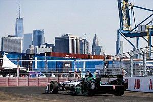 فورمولا إي: دي غراسي يفوز وفيرن يُتوّج باللقب في نيويورك