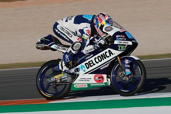 Moto3 Verslag vrije training Martin voor Mir in warm-up Grand Prix Valencia