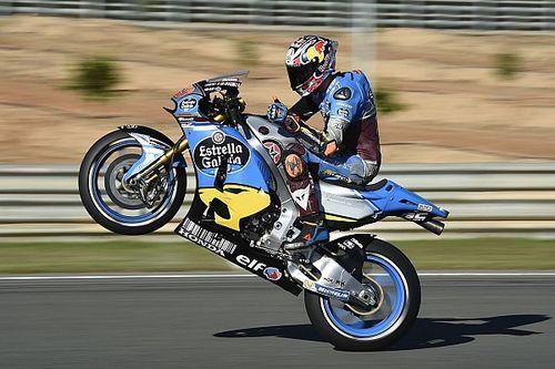 Marc VDS in der MotoGP: Wie man das Team positioniert