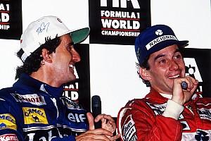 Fórmula 1 Entrevista Jo Ramírez dice que con un coche al 100 %, Prost era inalcanzable para Senna