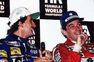 Prost bicara Senna: Saya selalu kenang enam bulan terakhirnya