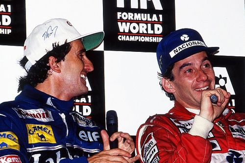 26 éve ezen a napon Senna megszerzi az utolsó F1-es győzelmét
