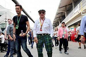 "Stewart: ""No meu tempo a F1 era perigosa e sexo era seguro"""