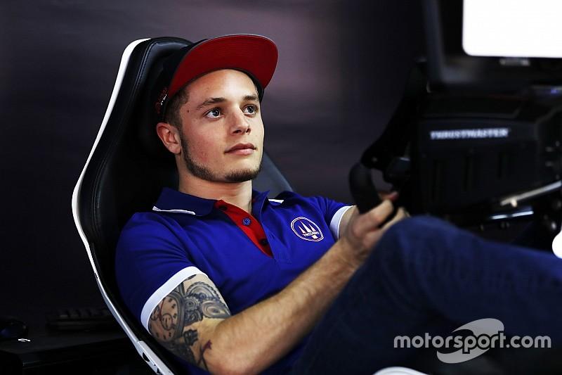 Ферруччи дебютирует в IndyCar, заменив травмированного Фиттипальди