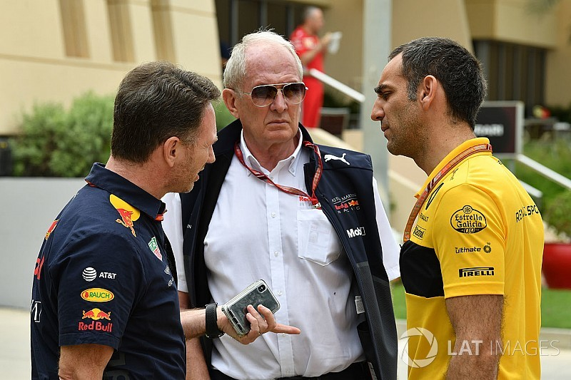 Renault warns Red Bull over Honda switch