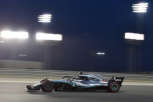 Mercedes coloca Ferrari como favorita no Bahrein