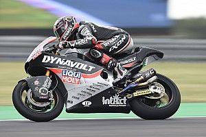 Moto2 Argentinië: Vierge scoort eerste pole, Bendsneyder 25e