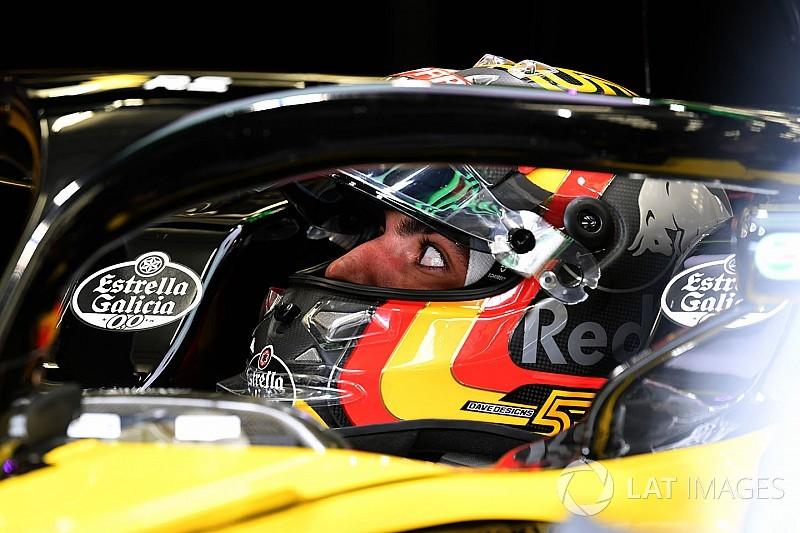 """Sainz sobre seguir en Renault en 2019: """"Ambos estamos contentos"""""""