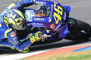 """Valentino: """"Contento del mio passo, ma Marquez ha una marcia in più"""""""