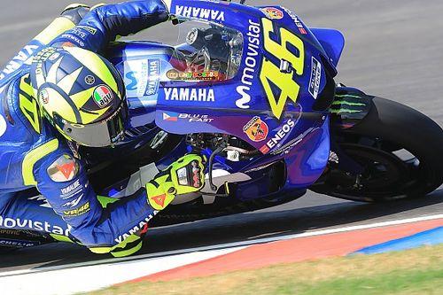 """Rossi warnt: """"Weicher Reifen könnte zum Problem werden"""""""
