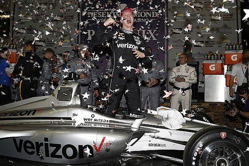 Ньюгарден вырвал победу у Уикенса в Финиксе на последних кругах