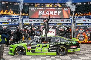 Ryan Blaney dominates NASCAR Xfinity Series race at Texas