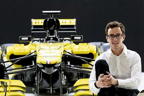 GP3 frontrunner Hubert gets Renault F1 backing