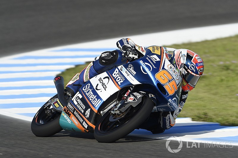 Moto3 in Jerez: Philipp Öttl feiert ersten Grand-Prix-Sieg