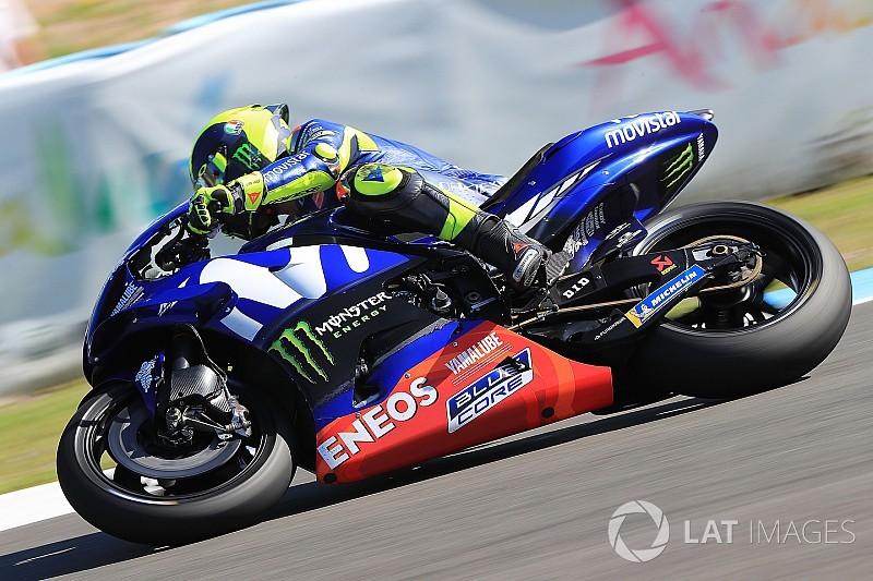 """Valentino Rossi beim Test nur Zehnter: """"Konnten uns ein bisschen verbessern"""""""