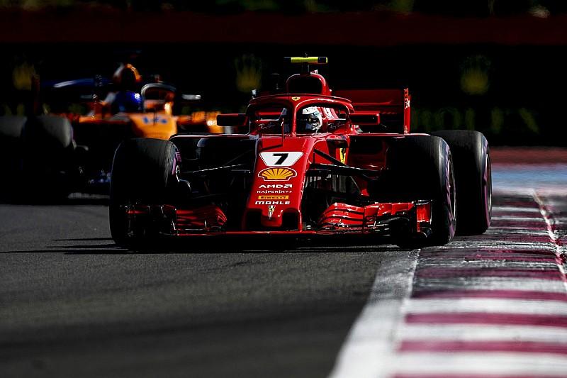 Räikkönen szerint semmivel nem lett több előzés a Forma-1-ben