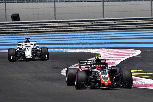 Magnussen, Fransa'dan maksimum sonucu aldığı için mutlu