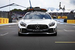 Formula 1's most powerful safety car