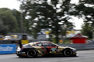 DTM Qualifying report Norisring DTM: Mortara claims pole by 0.001s