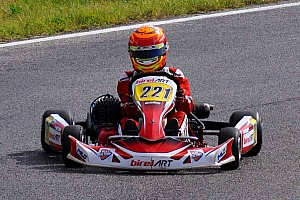 Birel ART's Alva scores first EasyKart Italy podium of 2018
