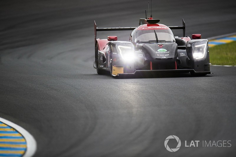 "Taylor: Ligier ""has good shot"" at LMP2 honours"