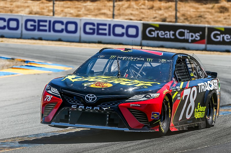 NASCAR Sonoma: Martin Truex Jr. siegt souverän
