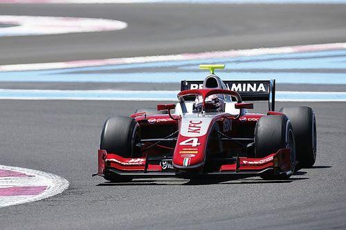 De Vries regala alla Prema la prima vittoria stagionale nella Sprint Race del Paul Ricard